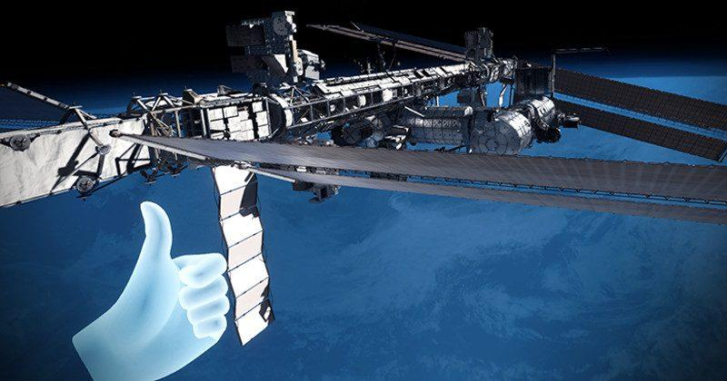 Oculus Rift Mission:ISS lets you live out your astronaut dreams