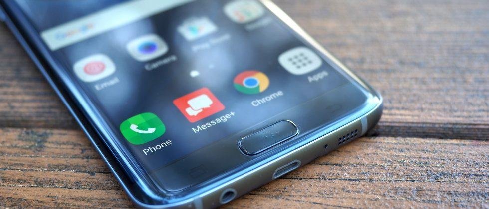 Verizon Galaxy S7 and Edge Android Nougat update incoming