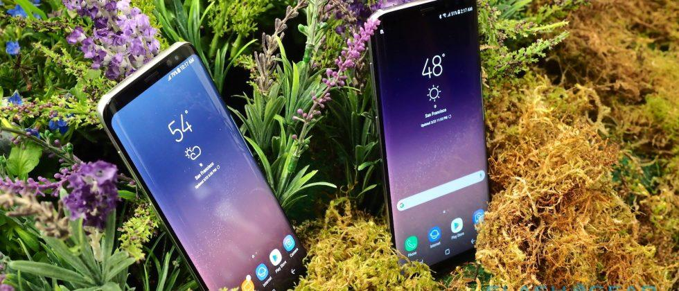 Samsung Galaxy S8 hands-on with Galaxy S8+ – To Infinity & beyond
