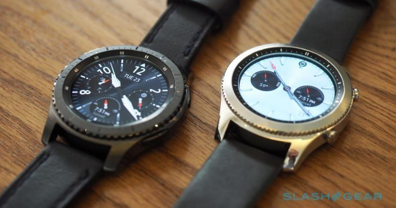 Samsung Gear S3 smartwatch gets a new serving of apps - SlashGear