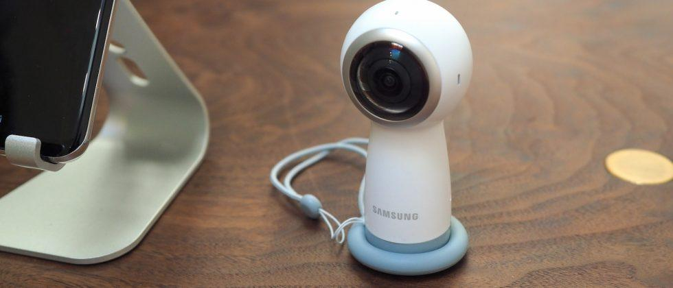Samsung Gear 360 (2017) hands-on: Full 4K in 360-degrees