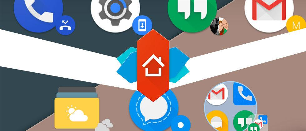 Nova Launcher Beta Update [APK Download] changes how you use Android