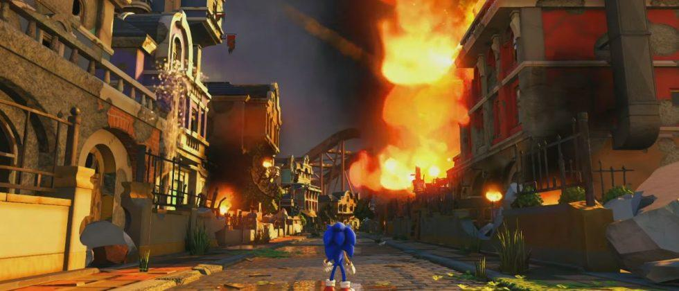 Sonic Mania hit with delay as Sonic Forces gets official reveal