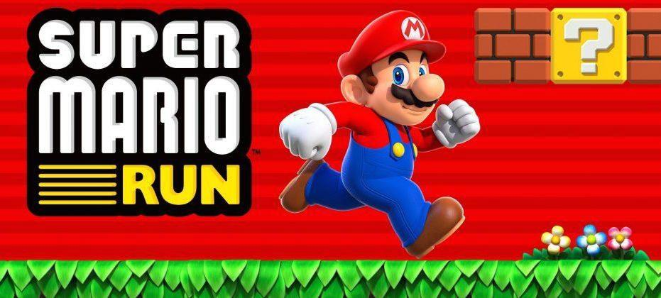 Super Mario Run jogs to Android on March 23
