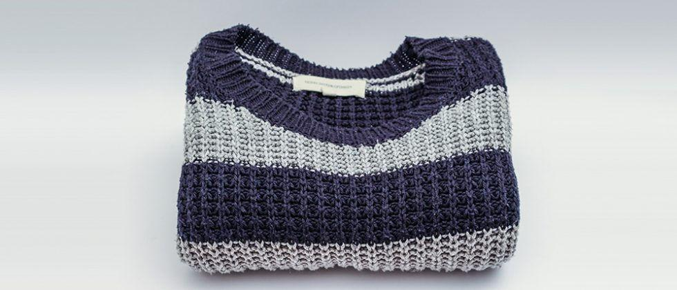 Adidas test uses machines to knit buyers a custom sweater