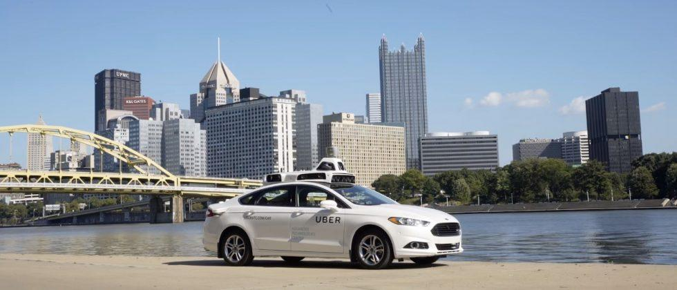 Uber's testing with autonomous cars has been a little bumpy
