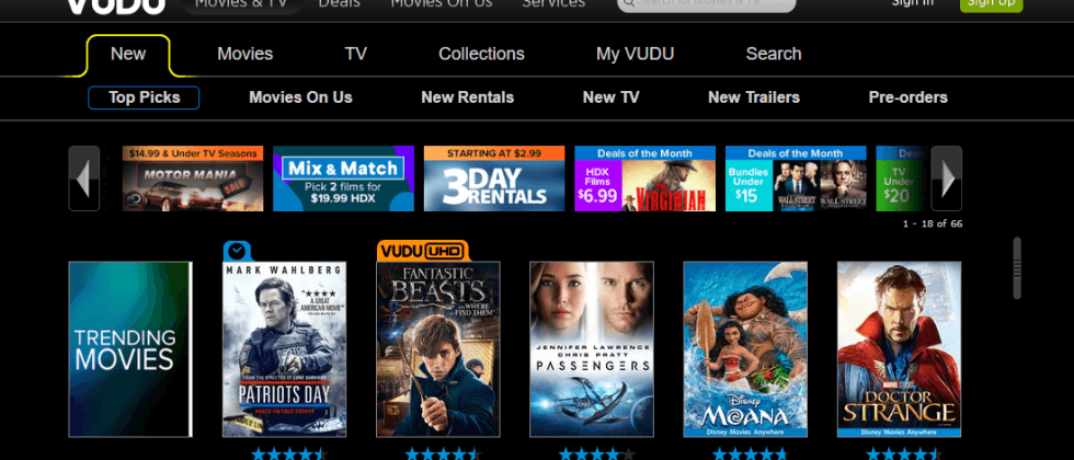 Walmart's Vudu service now lets you convert discs into digital