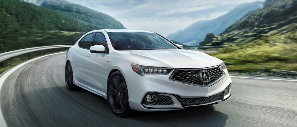 2018 Acura TLX adds sporty A-Spec to lure tech-savvy younger drivers