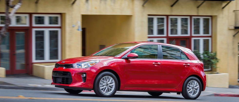 2018 Kia Rio offers CarPlay and Android Auto on a budget