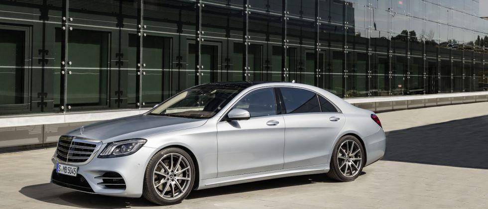 Mercedes' 2018 S-Class gets a huge semi-autonomous upgrade
