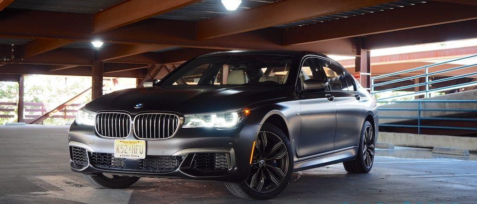 2017 Bmw M760i Review More Than M7