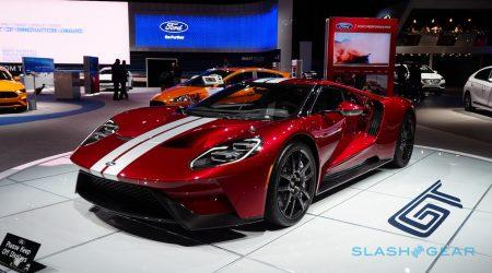 2017 Ford GT at NYIAS 2017 Gallery