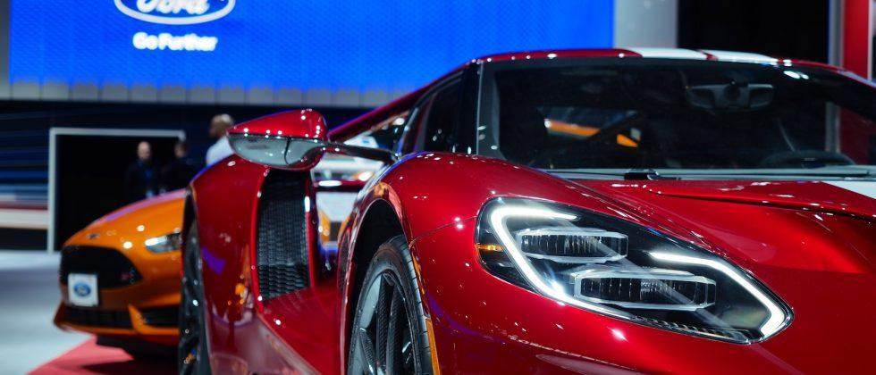 Don't worry, the Ford GT is still stunning
