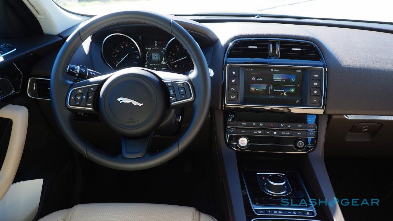 2017 Jaguar F Pace 35t Prestige Review A Crossover With Claws