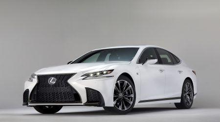 2018 Lexus LS 500 F SPORT Gallery