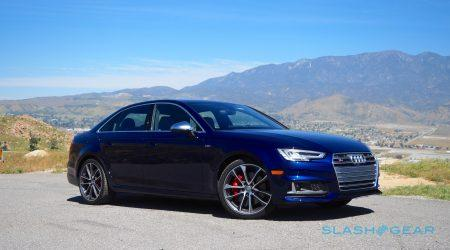 2018 Audi S5 Coupe and S4 Sedan Gallery