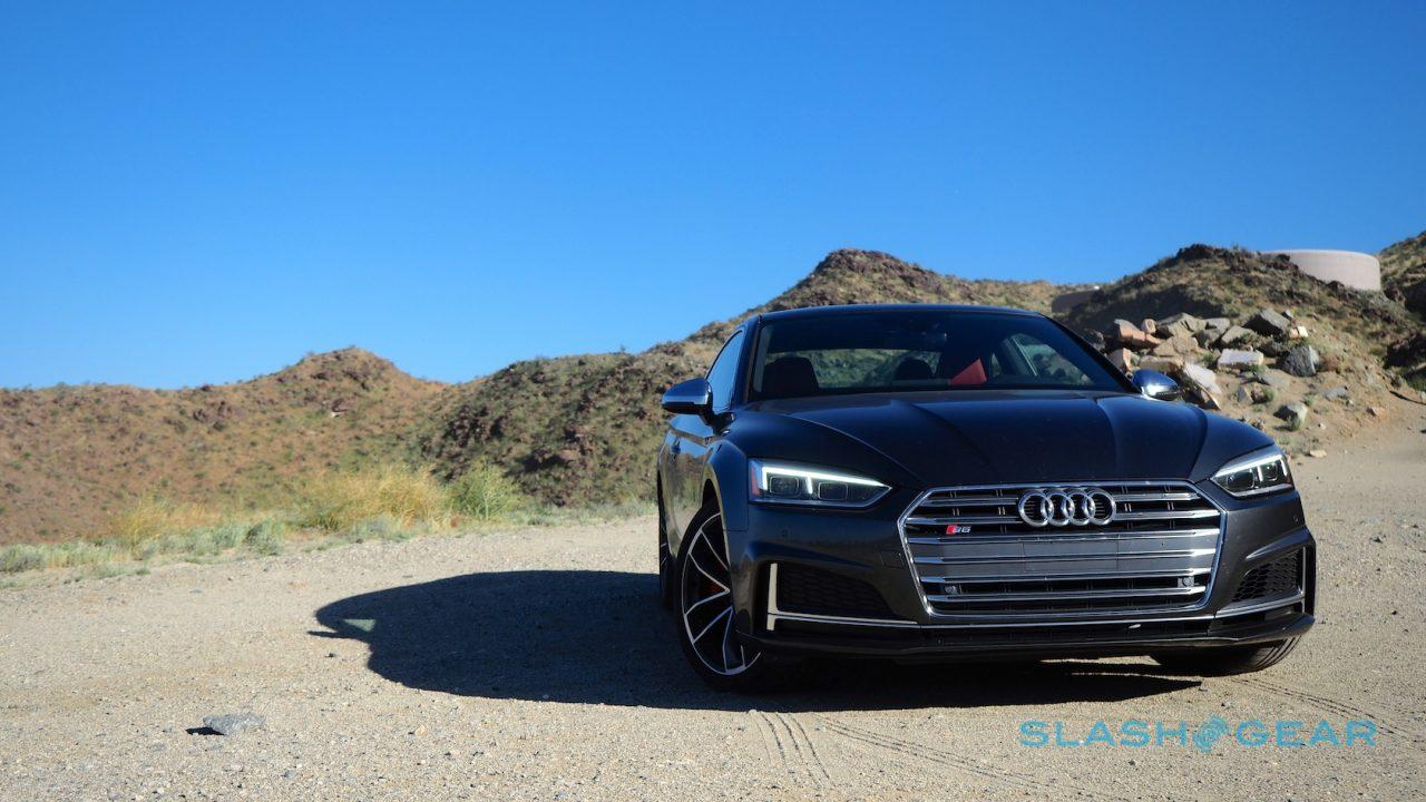 2018 Audi S5 Coupe and S4 Sedan First Drive: Seriously