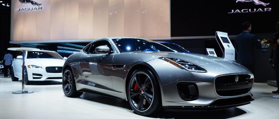 2018 Jaguar F-Type 4-cylinder is sub-$60k option in refreshed range