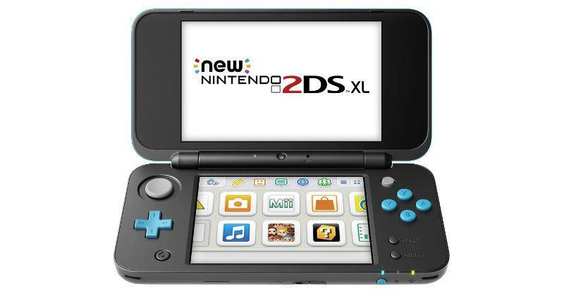 The New Nintendo 2DS XL is a 3DS XL without the 3D