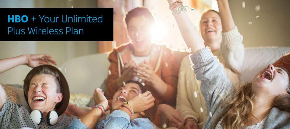 AT&T's unlimited data plan now includes free HBO