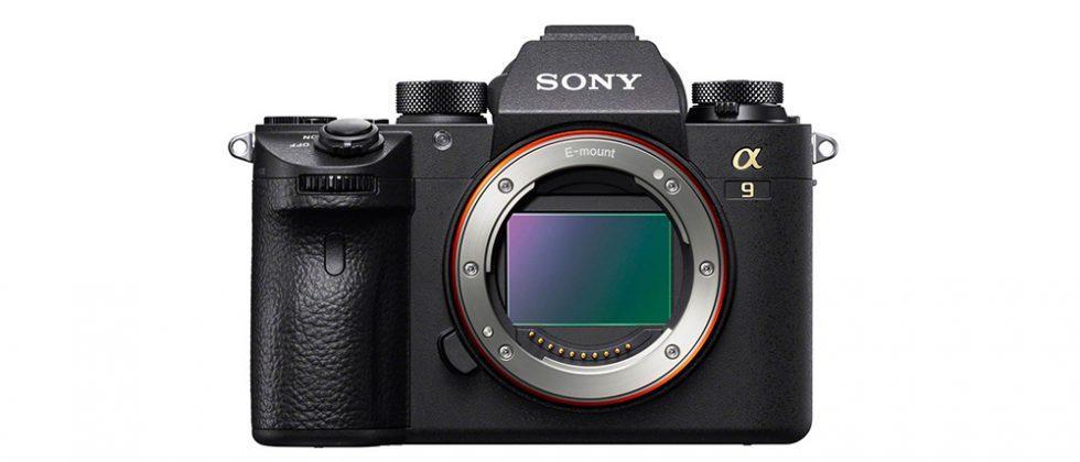 Sony's A9 camera: 5 big surprises