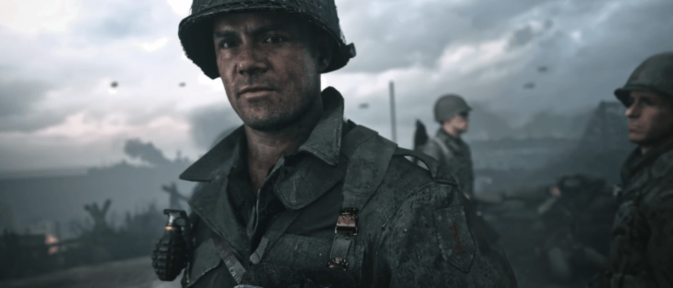 Call of Duty: WWII release date and first details revealed