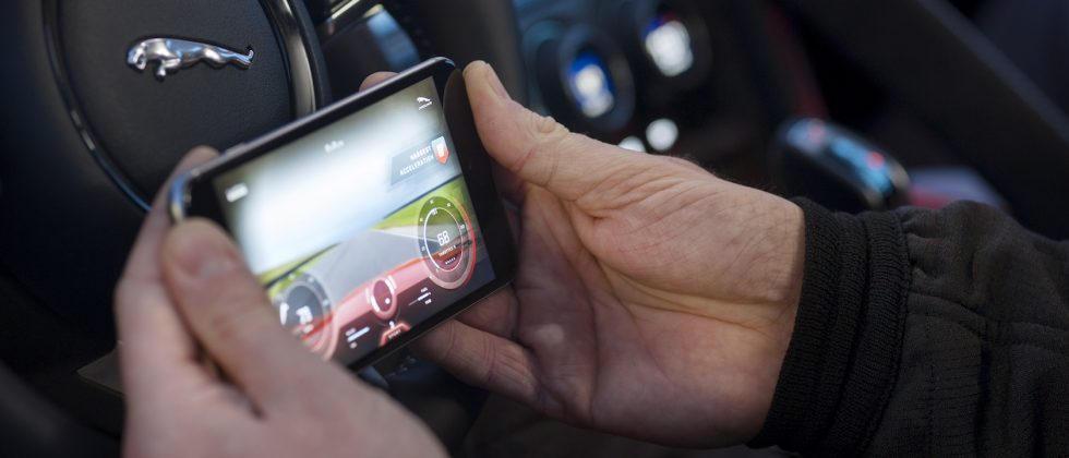 Jaguar ReRun GoPro app joins 2018 F-Type's big tech upgrade