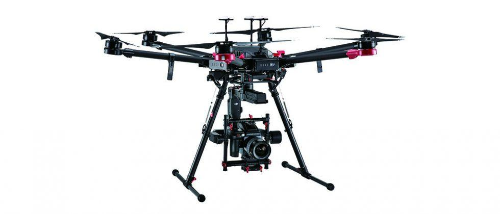 DJI and Hasselblad team for a 100-megapixel camera drone