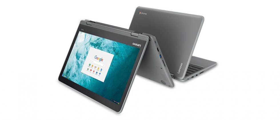 Lenovo Flex 11 Chromebook arrives with durable design and 360-degree hinge