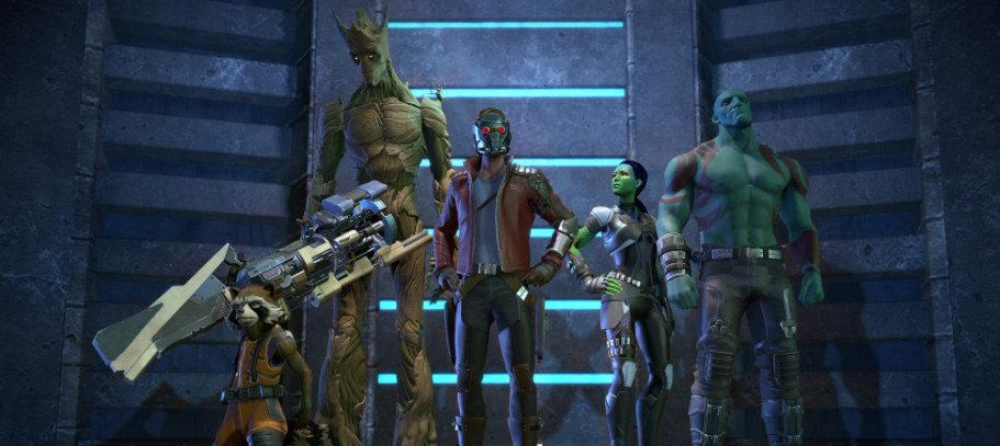 Telltale's 'Guardians of the Galaxy' game arrives on Android, iOS and consoles