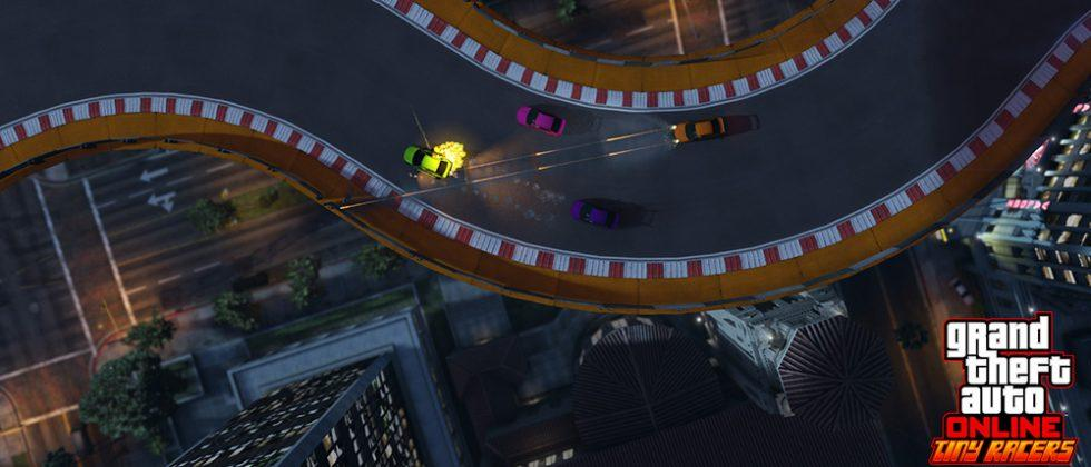 GTA Online Tiny Racers 'retro-style' game now available