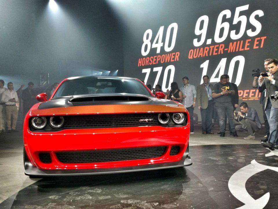 Dodge 0 60 >> 2018 Dodge Challenger Srt Demon Is Your Drag Car For The