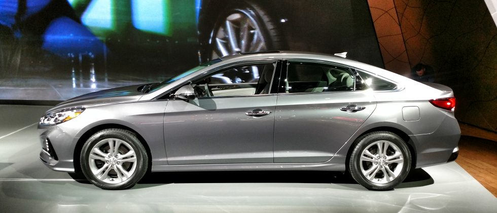 2018 Hyundai Sonata brings minor changes, new transmission for Turbo model