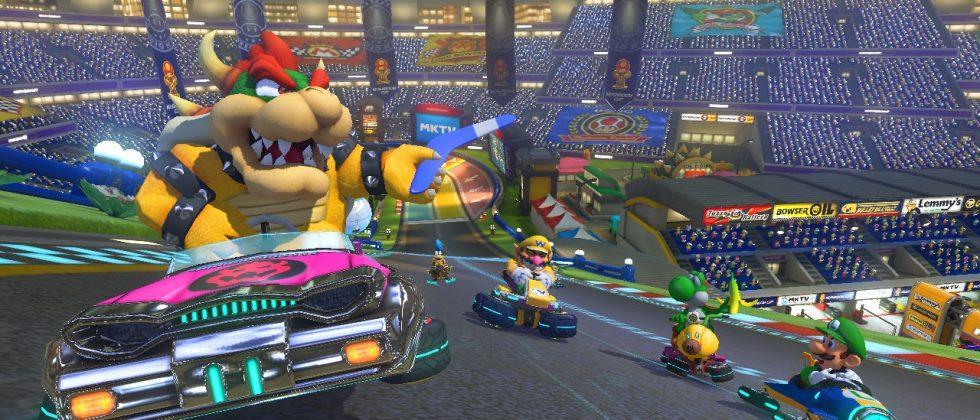 Mario Kart 8 Deluxe Nintendo Switch bundle leaks out