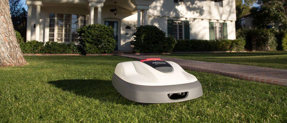 Honda Miimo robotic mower is like a Roomba for your lawn