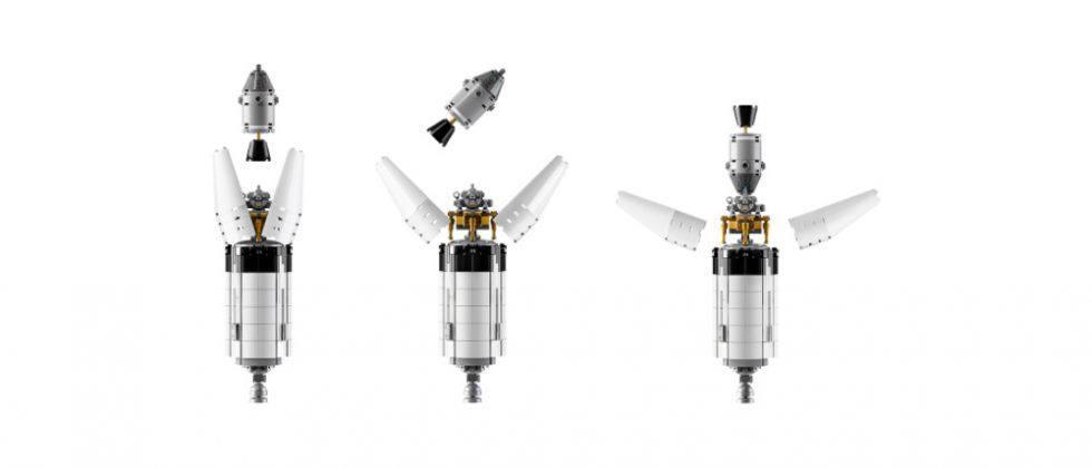 LEGO NASA Apollo Saturn V unveiled ahead of June 1 launch