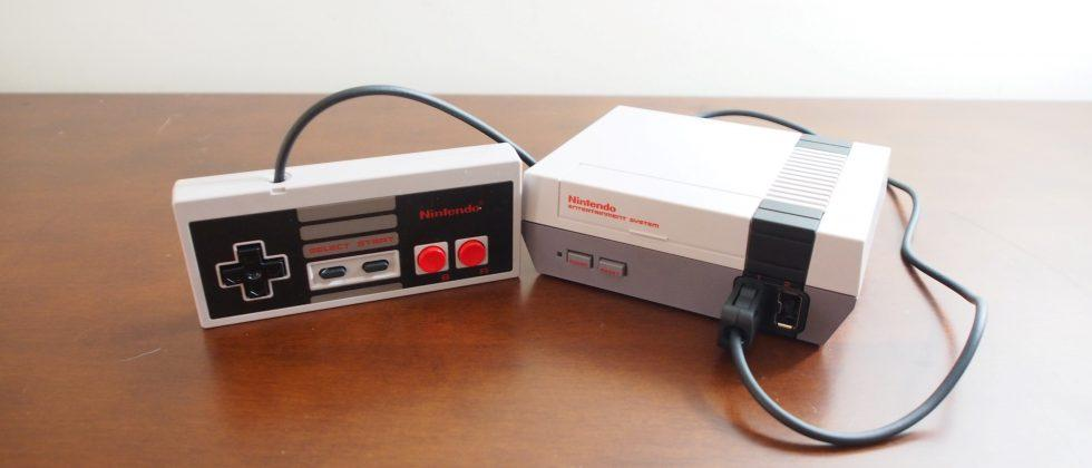NES Classic Edition in stock at Best Buy today