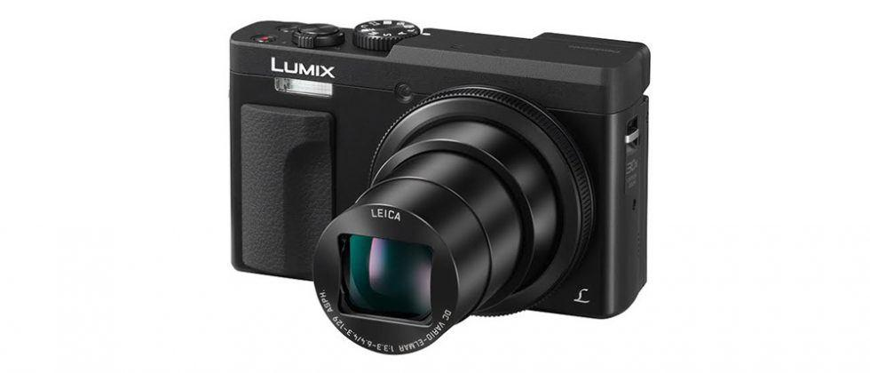 Panasonic Lumix DC-ZS70 is a compact 20MP camera with 30x optical zoom