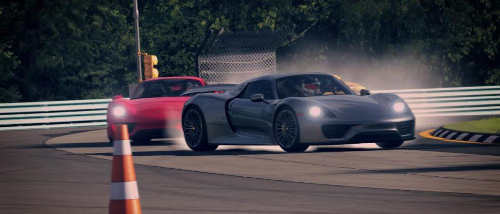 Microsoft and Porsche strike partnership for Forza franchise