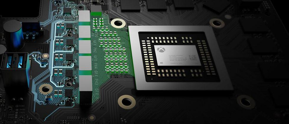 Xbox Project Scorpio specs officially revealed