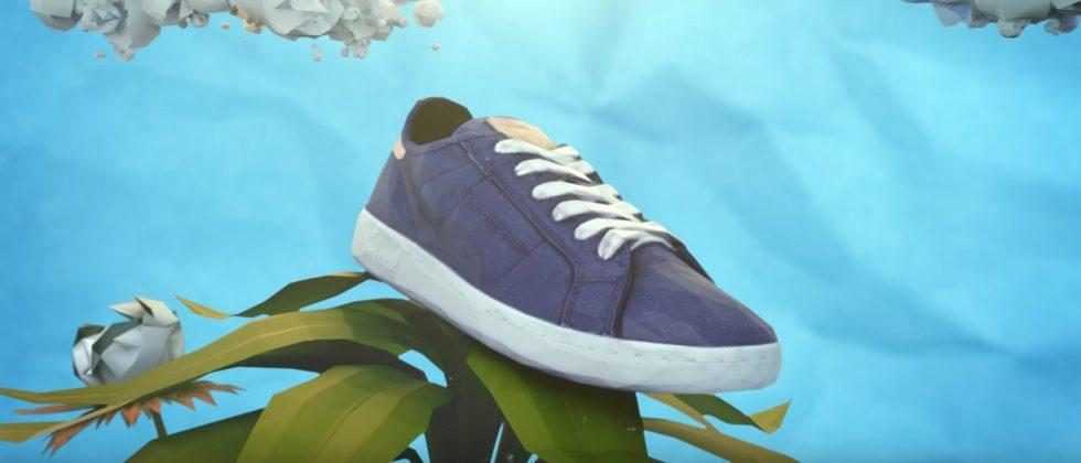 Reebok 'Cotton + Corn' project will bring green shoes to market