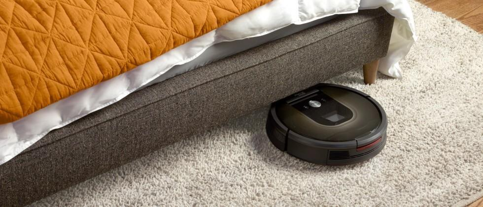 The robot war has started! iRobot's robo-vac patent war, that is