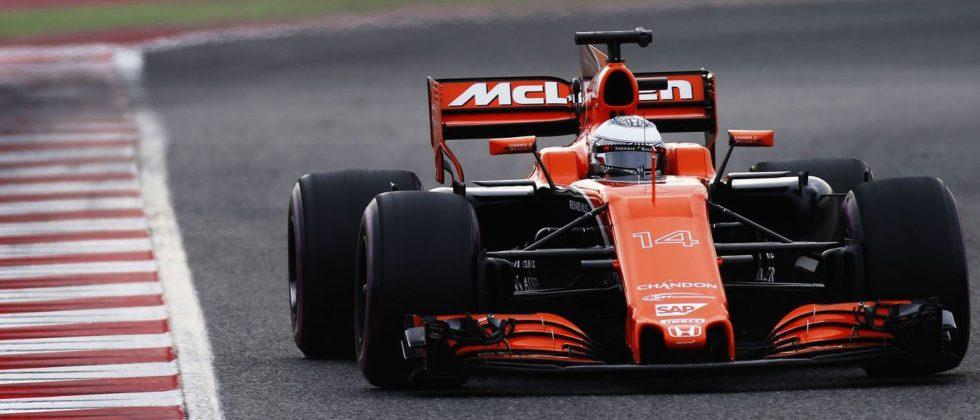 McLaren will 3D print spare parts for F1 race car