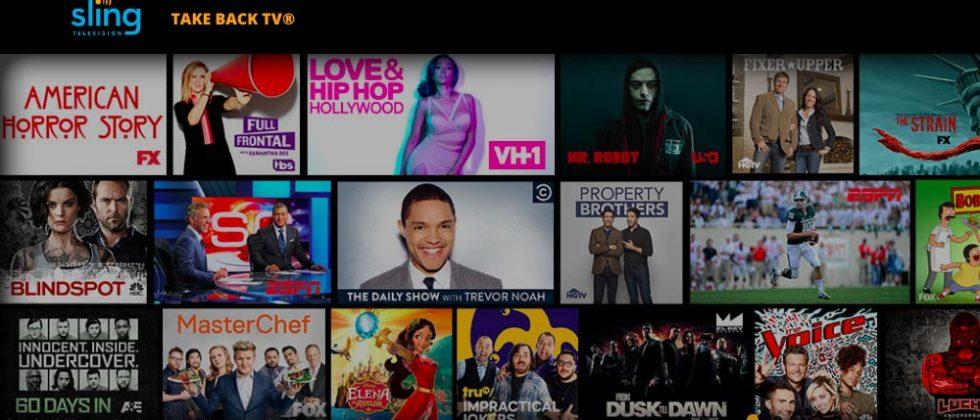 Sling TV adds Showtime to its premium channel lineup