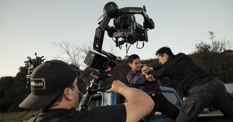 DJI Ronin 2 stabilizer caters to pros with bigger rigs