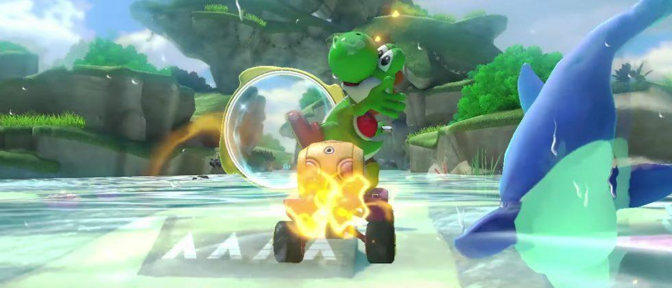 Nintendo Switch upcoming games detailed: Mario Kart 8 Deluxe, Minecraft and more