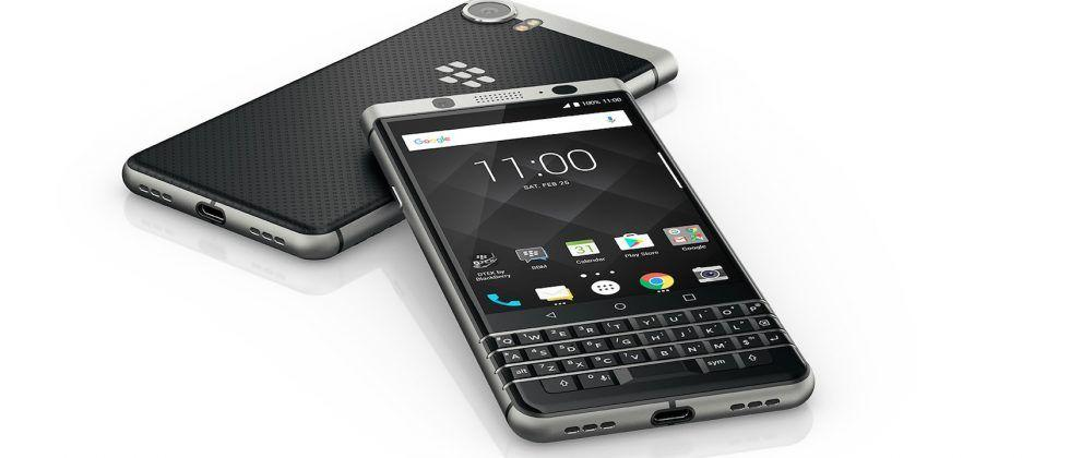 BlackBerry KEYone release date and pre-order details revealed