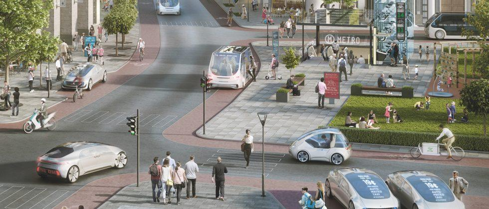 Bosch and Daimler team to make fully autonomous vehicles for city driving