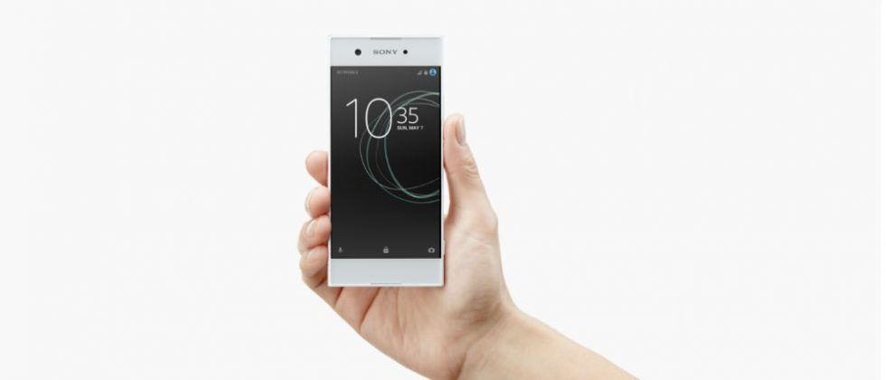 Sony Xperia XA1 arrives in the U.S. on May 1 but preorders start now