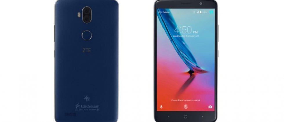 ZTE Blade Max 3 phablet launches at US Cellular